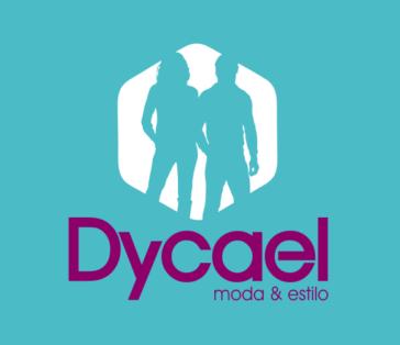 Diseño de imagotipo para tienda Dycael
