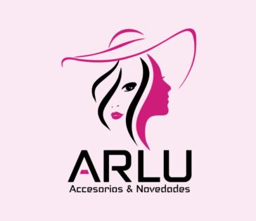 Diseño de Imagotipo para tienda de novedades ARLU